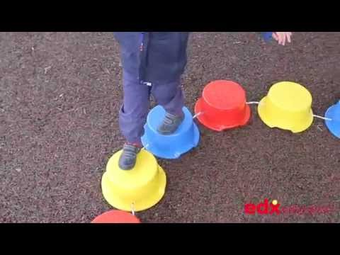 Step-a-Stones - Edx Education, Gross Motor Skill, Early Years