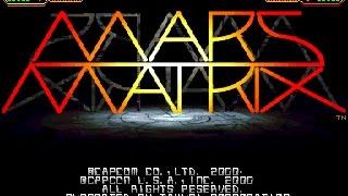 Mars Matrix 1 Credit Game