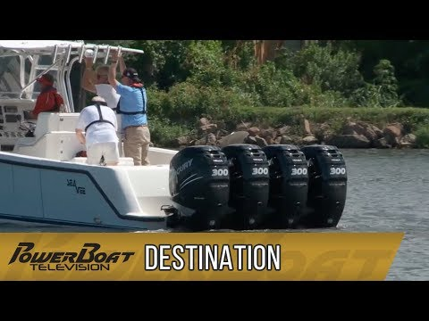 In New Orleans with Mercury Marine – PowerBoat TV