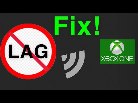 How To Fix Game Lag On XBOX ONE And Get Lower Ping NEW!
