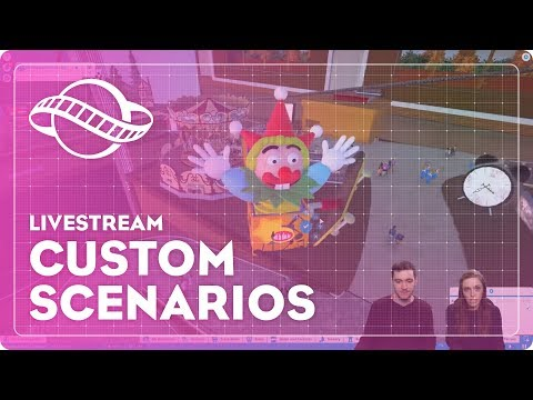 Custom Scenario (with Will and Bo)