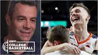 Virginia's Tony Bennett talks Kyle Guy's FTs, title game vs. Texas Tech | College Basketball Sound