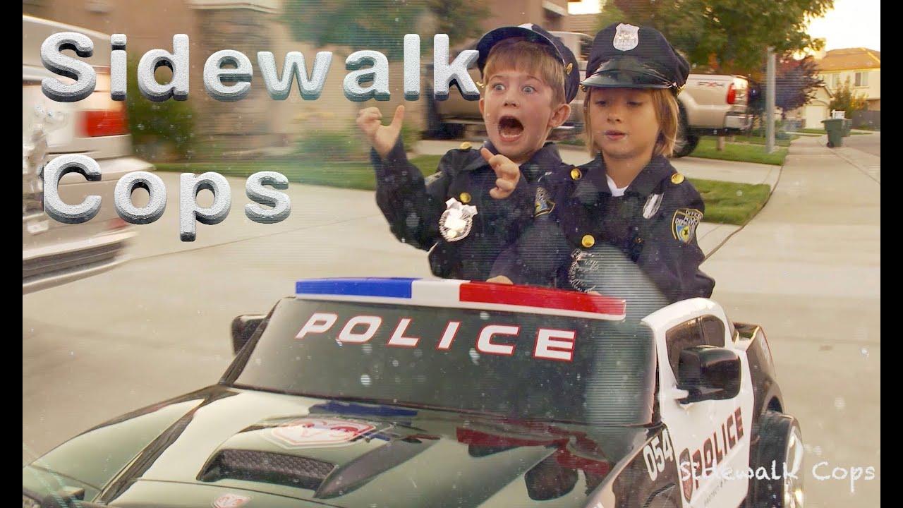 Download Sidewalk Cops Episode 1 (Remastered)