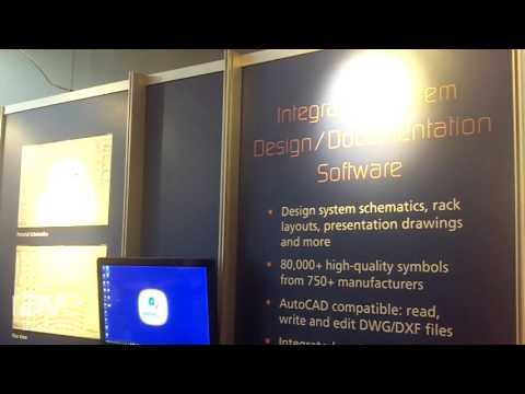 ISE 2016: Stardraw Overviews Software Offerings