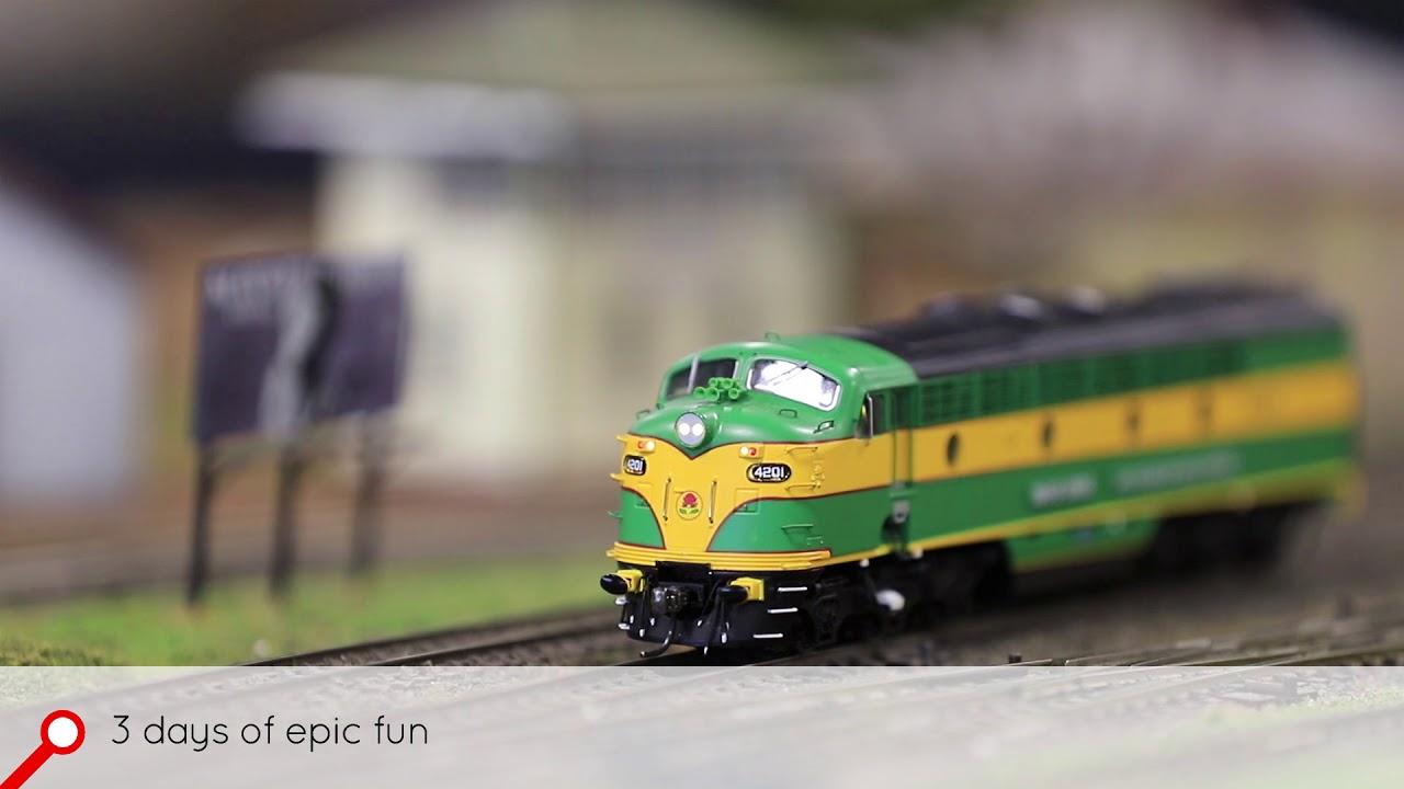 Exhibition – Epping Model Railway Club