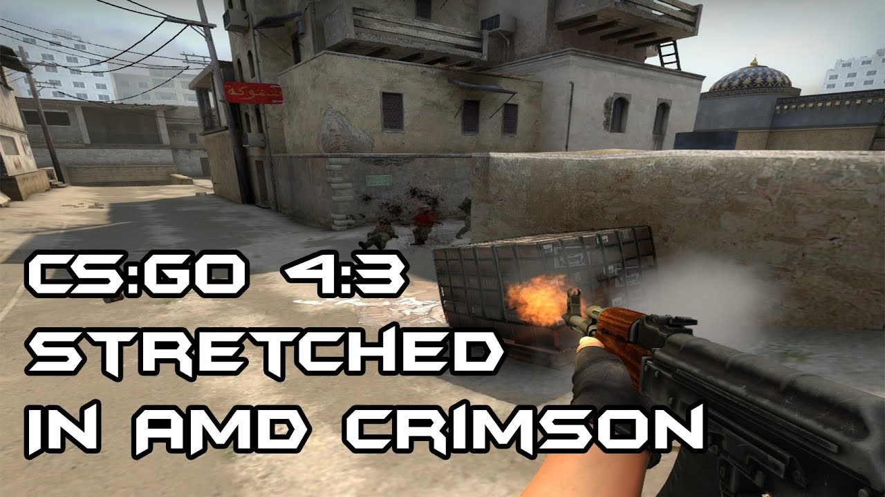 how to change screen resolution on csgo