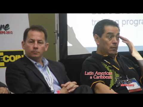 Dr. Roy Littlefield - Tire Industry Association (TIA) - 2013 Latin Tyre Expo