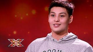 Еламан Аяганов. X Factor Казахстан. Прослушивания. 7 сезон. Эпизод 2.