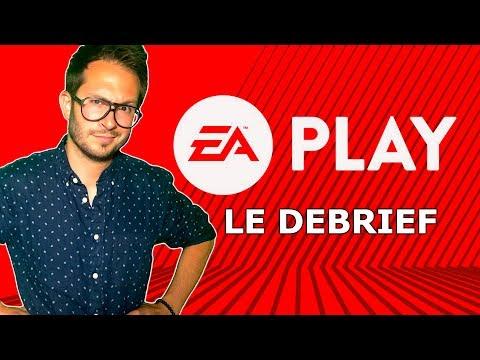 E3 2017 Electronic Arts : Mon avis sur la conférence