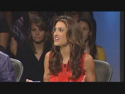 Watch Katie Cleary Television Reel and Visit KatieCleary.com