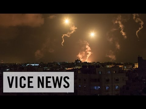Raw Footage of Israeli Operation in Gaza: This Just In