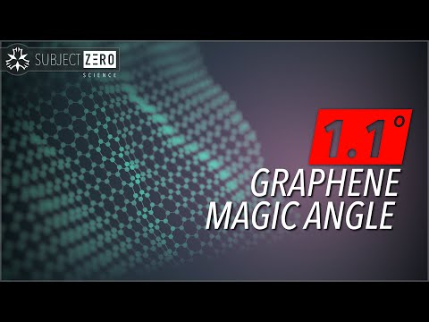 NEW Graphene Discovery May Unlock Superconductivity Secrets [Jun 2019]
