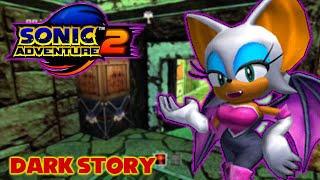 "Sonic Adventure 2 (Dark -03-) ~ Searching the keys to find Eggman! ""Space Colony ARK"""