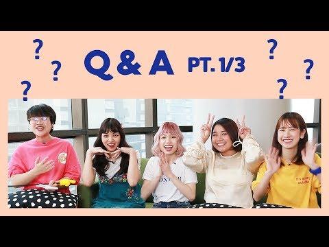 Q&A ถาม-ตอบ เบื้องหลังการทำคลิปของ NUGIRL | PT.1/3 | NUGIRL TV - วันที่ 14 Oct 2018
