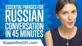 Essential Phrases You Need for Great Conversation in Russian