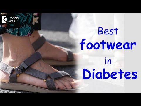 Footwear for Diabetics Dr. Sanjay Sharma | Doctors'Circle