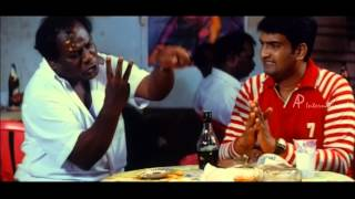 Mudhal Kanave Tamil Movie | Full Movie Comedy Scenes | Santhanam | Karunas | Manivannan | Vikram