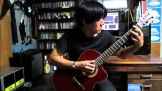Aitai (Miliyah Kato) Arranged for solo guitar. 加藤ミリヤさんの、女...
