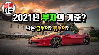한국 부자의 기준 그리고 댓글 반응