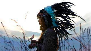 Native American Music For Sleep. Shamanic Meditation Music. Flute Sleep Music.