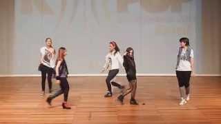 140822 에프엑스 f x nu 예삐오 nu abo dance cover by hurricane kpop world festival brazil