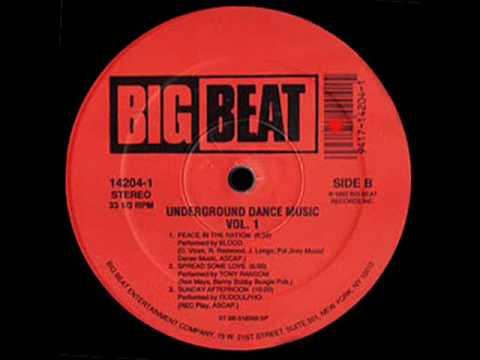 Mission Control  ''Underground Dance Music Vol. 1'' - Outta Limits