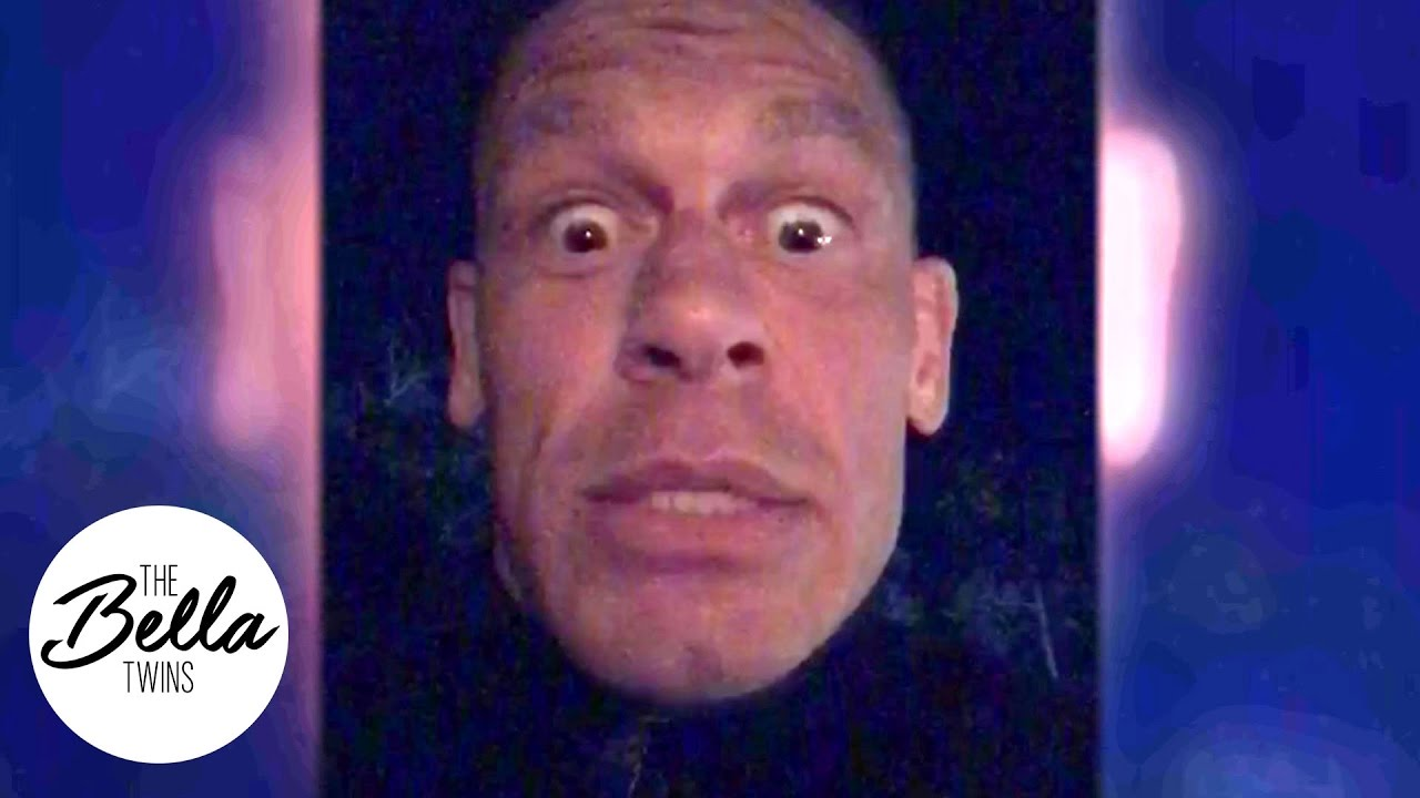 A stranded John Cena hears an important message from the voices in ...