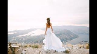 Свадьба в Черногории на горе Ловчен Артема и Юлии
