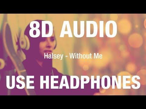 Halsey - Without Me | 8D AUDIO