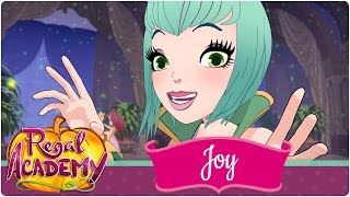 Regal Academy | Joy Ranocchio