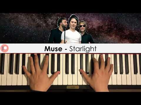 Muse  Starlight Piano   Patreon Dedication #400