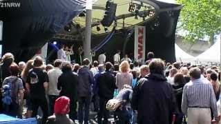 Bochum-Total Live dabei Barulheiros Stockwood Band aus Witten 8.7.2012 Full HD TV21NRW