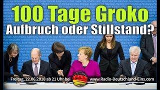 Radio Deutschland Eins - Erste Sendung vom 22.06.2018 21:00 Uhr