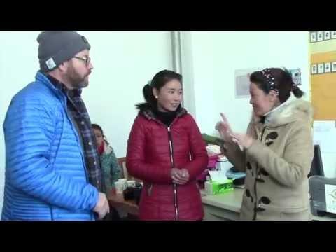 Lhasa, China: Interview