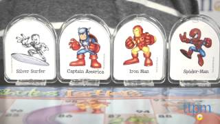 Marvel Super Hero Squad Chutes and Ladders from Hasbro