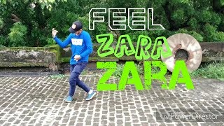 Zara Zara | Dance Choreography | Unplugged Cover | Ayushmaan Bhatt