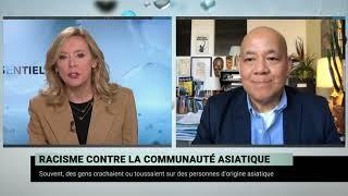 Les crimes haineux envers les Canadiens d'origine asiatique sont en hausse fulgurante