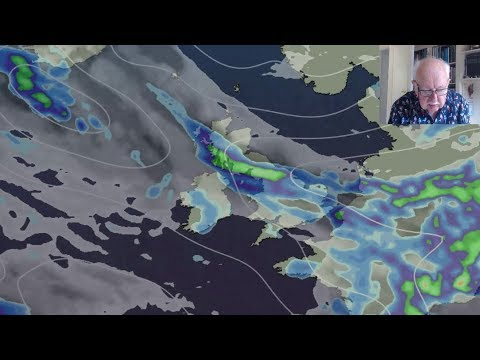 Michael Fish: Very Wet Weekend For Some