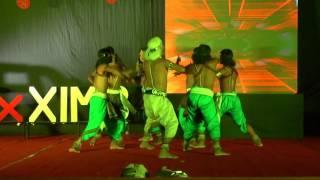 Mayurbhanj Chhau Dance Performance | MAYUR ART CENTRE | TEDxXIMB