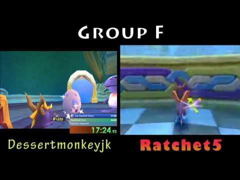 Group F - Dessertmonkeyjk vs Ratchet5 vs BrummieGamer