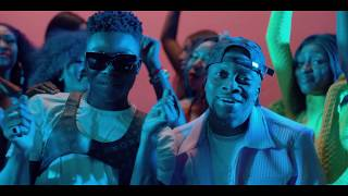 Oxlade X Reekado Banks - Craze @Afro Nation (Official Video)