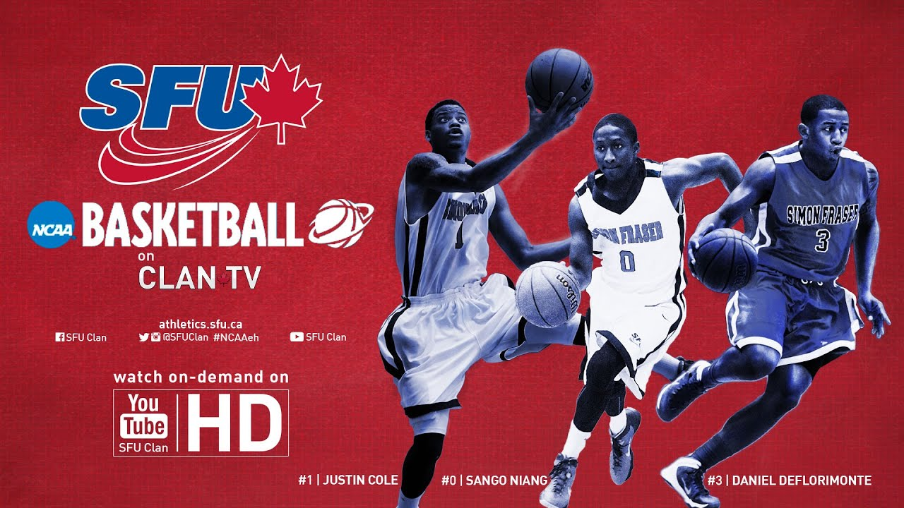 SFU Clan Men's Basketball: SFU vs. CWU - February 14, 2015 ...
