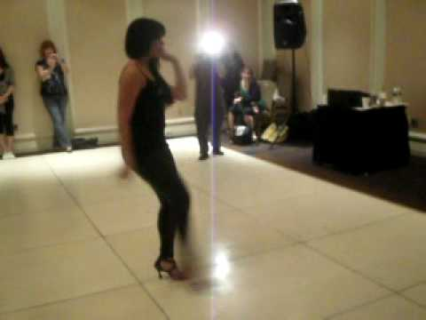 Ladies styling--Griselle Ponce @ New Jersey Salsa Conference