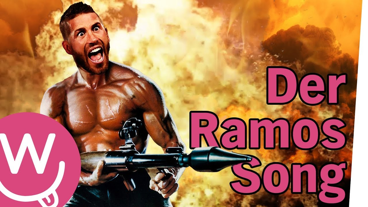 Der Ramos Song Youtube