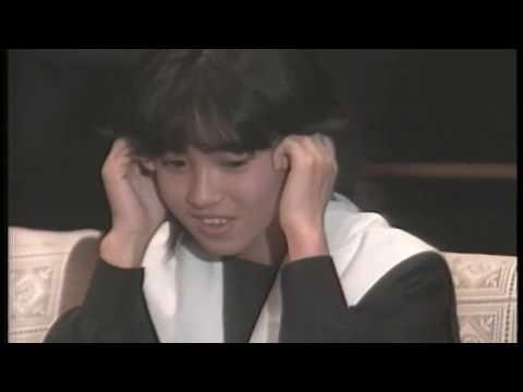 西村知美 デビュー前「雪にかいたLOVE LETTER」1985年1月 TV海賊チャンネル