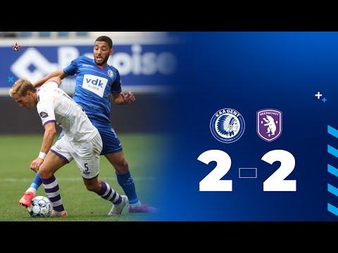 Gent Beerschot Goals And Highlights