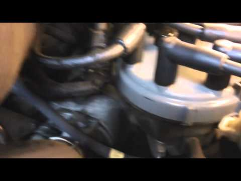 Ford E150 Econoline Idle Air Control Valve Replacement