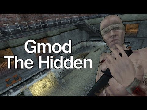 I'm a Psychopath! (Gmod The Hidden)
