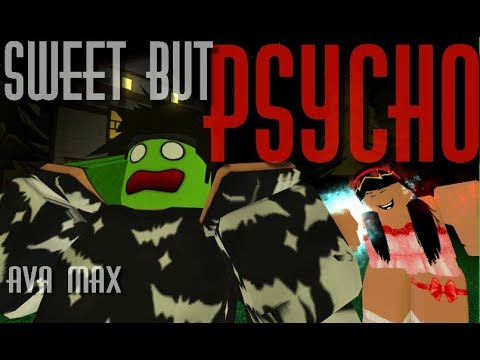 Sweet but PSYCHO - Ava Max | Roblox Music Video