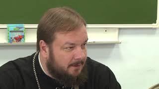 Пора вступительных испытаний для абитуриентов Рязанской православной духовной семинарии. 2018 год